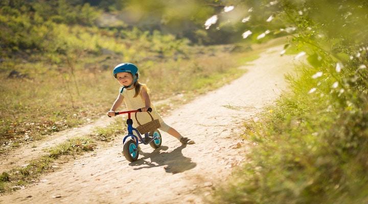 はるママさん:【子ども】3歳の誕生日にへんしんバイク(自転車)を買ってみた話。