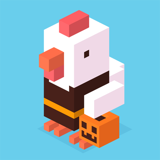 Fire TV Stickのゲーム:Crossy Road