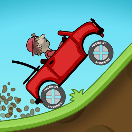 Fire TV Stickのゲーム:Hill Climb Racing