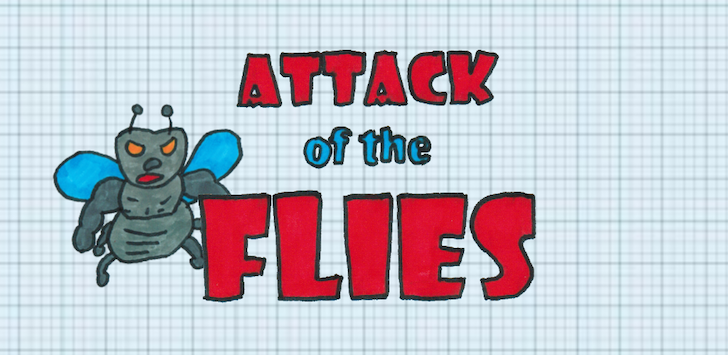 Fire TV Stickのゲーム:Attack of the Flies