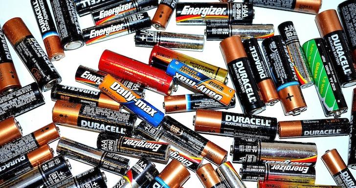 リモコンの電池交換
